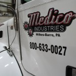 Digital Vinyl Vehicle Lettering