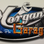 Logo Design for Morgan's Garage